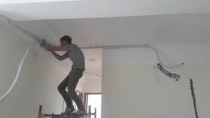 Tháo lắp điều hoà tại quận Hoàn Kiếm