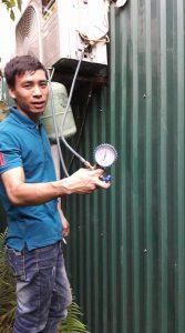 Nạp gas điều hòa tại quận Hoàng Mai