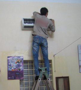 Bảo dưỡng điều hòa tại Trung Hòa