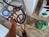 Nạp gas điều hòa tại quận Đống Đa