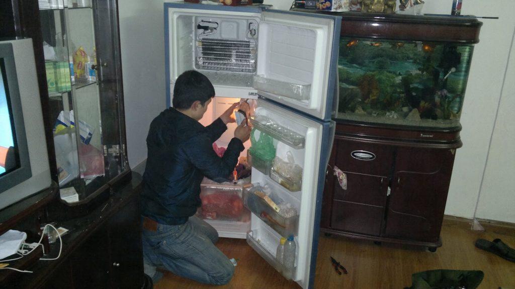 Sửa tủ lạnh giá rẻ tại thanh xuân