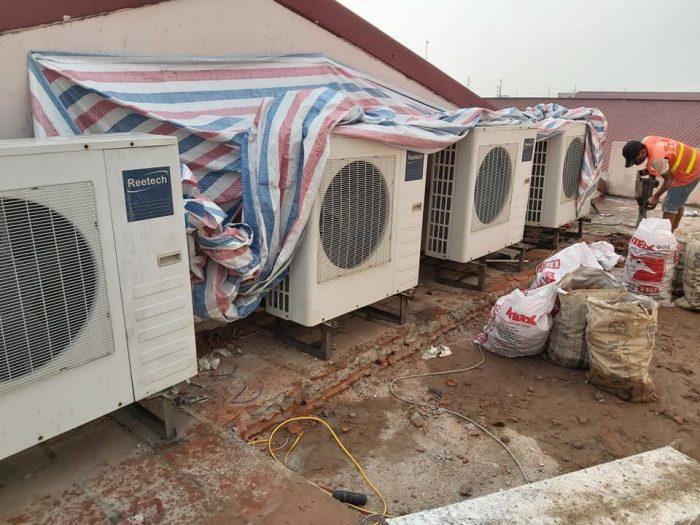 Dịch vị nạp gas điều hòa tại Dương Quảng Hàm uy tín